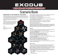 Exodus: Edge of Extinction – Kickstarter Limited Components