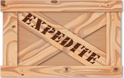 Expedite