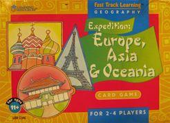 Expedition Europe, Asia & Oceania