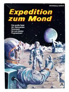 Expedition zum Mond
