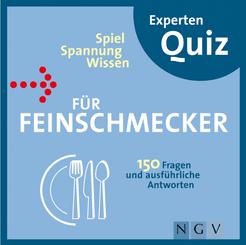 Experten Quiz für Feinschmecker