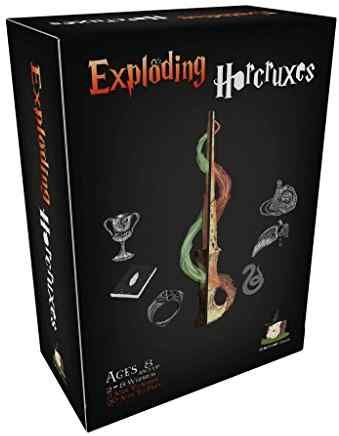 Exploding Horcruxes