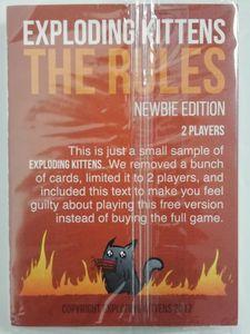 Exploding Kittens: Newbie Edition