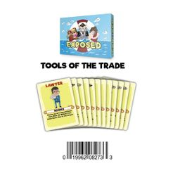 Exposed Character Pack: Tools of the Trade