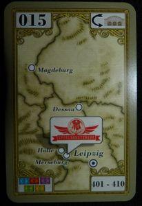 Express 01: Merseburg Promokarte