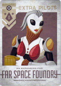 Extra Pilots: An Expansion for Far Space Foundry