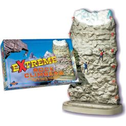 Extreme Rock Climbers