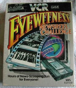 Eyewitness Newsreel Challenge: A VCR Game