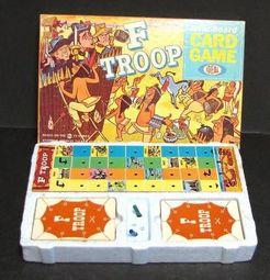 F Troop Mini-Board Card Game