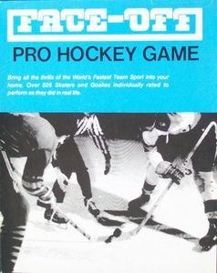 Face-Off Pro Hockey Game