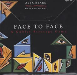 Face to Face: A Cubist Strategy Game