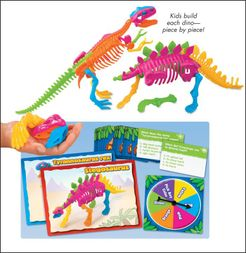 Fact Finders! Dino Builders Game