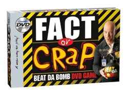 Fact or Crap: Beat Da Bomb DVD Game