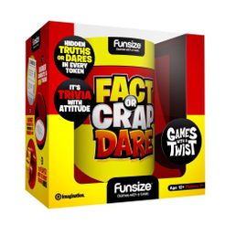 Fact or Crap Dare