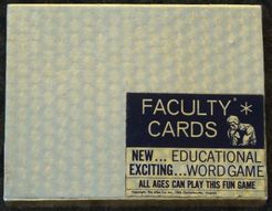 Faculty Cards
