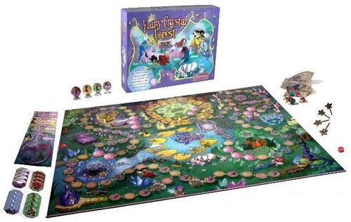 Fairy Crystal Forest
