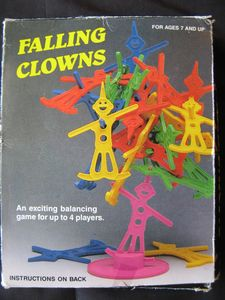 Falling Clowns