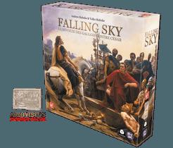 Falling Sky: La Révolte des Gaulois contre César (Deluxe Edition)