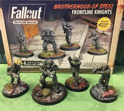 Fallout: Wasteland Warfare – Brotherhood of Steel: Frontline Knights