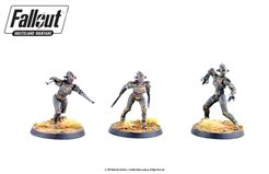 Fallout: Wasteland Warfare – Robots: Assaultrons