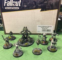 Fallout: Wasteland Warfare – Robots Core Box