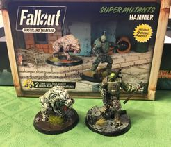 Fallout: Wasteland Warfare – Super Mutants: Hammer