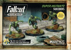 Fallout: Wasteland Warfare – Super Mutants: Suiciders