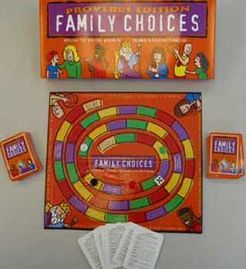 Family Choices Proverbs Edition