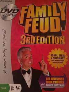 Family Feud: DVD Game