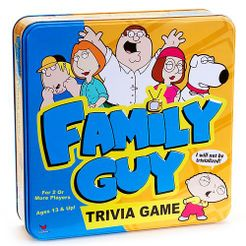 Family Guy Trivia Game