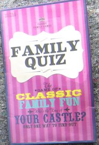 Family Quiz: The Game of Classic Family Fun
