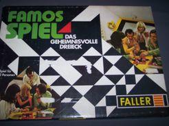 Famos Spiel: Das Geheimnisvolle Dreieck