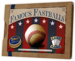 Famous Fastballs: The World's Smallest Baseball Game
