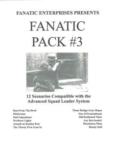 Fanatic Pack #3