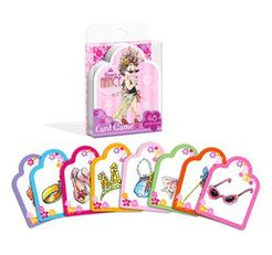 Fancy Nancy Card Game