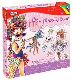 Fancy Nancy Dress-Up Game