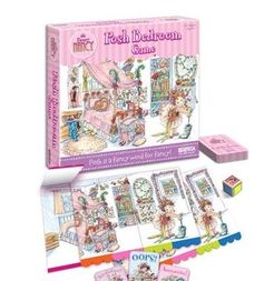 Fancy Nancy Posh Bedroom Game