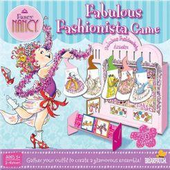 Fancy Nancy's Fabulous Fashionista Game