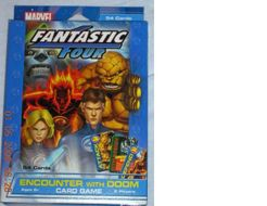 Fantastic Four Encounter With Doom