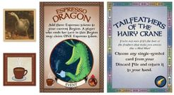 Fantastiqa: A Wild Goose Chase, Espresso Dragons, & Exclusive Artifact Expansion