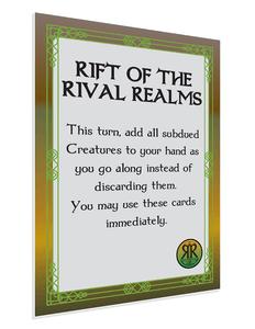 Fantastiqa: Rift of the Rival Realms Promo Card