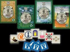 Fantastiqa: Treasure Hunt Expansion