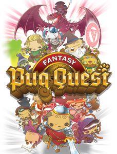 Fantasy Pug Quest