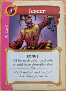 Fantasy Realms: Jester