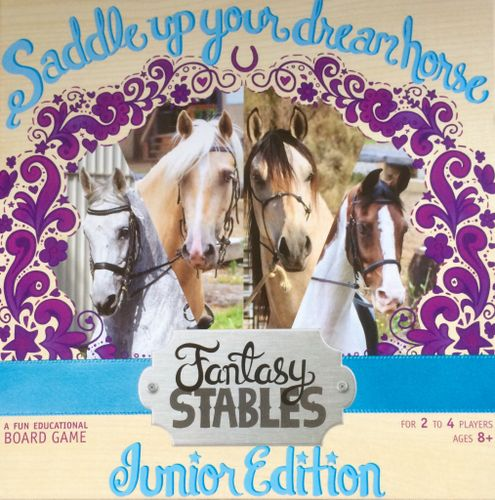 Fantasy Stables: Junior Edition