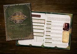 Fantasy Warriors: Dawn of New Heroes