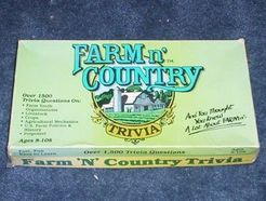 Farm n' Country Trivia