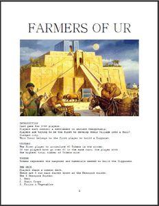 Farmers of Ur