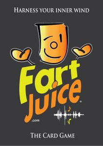 Fart Juice: The Card Game
