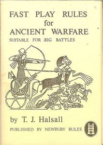 Fast Play Rules for Ancient Warfare